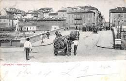 Livorno - Ponte Nuovo - Italie - Livorno