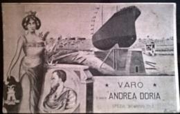 VARO ANDREA DORIA - Guerra