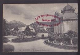 P1184 - MENTON Le Kiosque De Musique - Alpes Maritimes - Menton