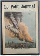 1915 - WW1 - LE ZEPPELIN ABATTU - INSTANTANÉS DE LA GUERRE VALLÉE DE LA SCHLUCHT AUBERGE DES POILUS ETC .... - Revues & Journaux