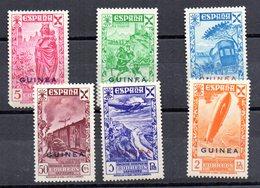 Serie   Nº Beneficiencia 12/7 Guinea - Spanish Guinea