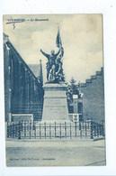 Overmeire Monument - Berlare