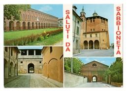 Saluti Da Sabbioneta (Mantova) - Vedutine - Mantova