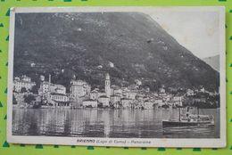 Cartolina Brienno (Lago Di Como) Panorama - Viaggiata - 28 - 7 - 1942 - - Como