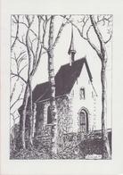 "1985: TIELT : ## 't Stocktkapelletje ## : Pentekening Van Eric Vanneste – Uitgave ""Vrijdag"" - Postkaart 105 X 147 Mm - Tielt"