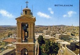 Bethlehem - Partial View - Formato Grande Non Viaggiata – E 9 - Israele