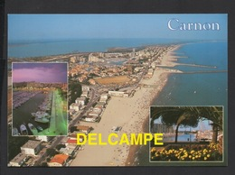 DF / 34 HÉRAULT / MAUGUIO - CARNON / CARNON-PLAGE / DIFFERENTS ASPECTS DE LA COMMUNE ET DE LA PLAGE - Mauguio
