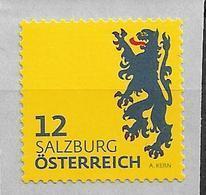 2018 Austria Österreich Mi. **MNH Heraldik Österreich II Salzburg - 1945-.... 2ª República