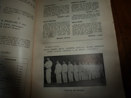 1957 JUDO Et Technique : L'équipe De France ; L'équipe D' Allemagne ; Etc - Sport