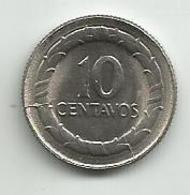 Colombia 10 Centavos 1968. - Colombie