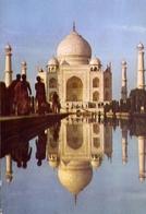 India - Taj Mahal Agra - Formato Grande Non Viaggiata – E 9 - India