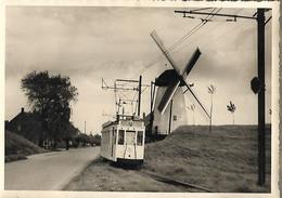Lillo Tram Lijn 75 En Molen - Plaatsen