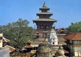 Taleju Temple - Nepal - Courtesy - S.d. Pant - Formato Grande Non Viaggiata – E 9 - Nepal