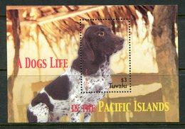Tuvalu 2005 Dogs MS MNH (SG MS1156) - Tuvalu