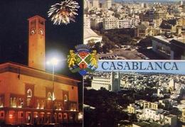 Casablanca - Formato Grande Non Viaggiata – E 9 - Casablanca