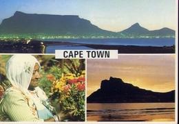 Cap Town - Sud Afrika - Formato Grande Viaggiata – E 9 - Sud Africa