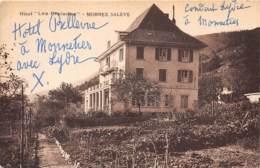 74 - Haute Savoie / 10016 - Mornex Salève - Hôtel Les Pleiades - France
