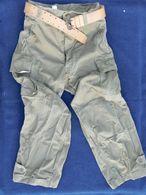 PANTALON T.T.A. MODELE 1947 + Années 1950 + CEINTURON 1945  --  #.7 - Uniforms