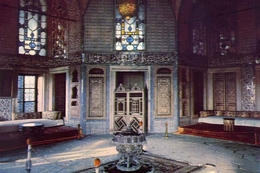 Istanbol - Le Musee Du Palais De Topkapi Interieure - Formato Grande Non Viaggiata – E 9 - Turquie