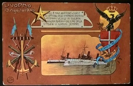 LIVORNO 1905 - Guerra