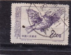 Chine-1953 N°987C - 1949 - ... République Populaire