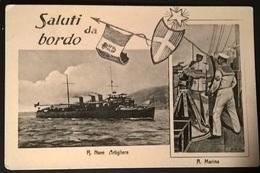 REGIA NAVE ARTIGLIERE - Warships