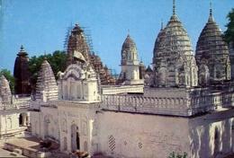 Group Of Jain Temples - Khajurao - Formato Grande Non Viaggiata – E 9 - Mondo
