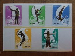 CINA 1980 - Ritorno Della Cina Nel Comitato Olimpico + Spese Postali - 1949 - ... Repubblica Popolare