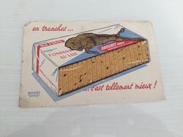 Buvard Ancien PAIN D'ÉPICES BROCHET FRÈRES EFGÉ - Pain D'épices