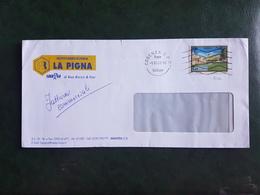 (7714) ITALIA STORIA POSTALE 2002 - 6. 1946-.. Repubblica