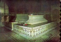 Shahjahan Toms - Inside Tajmahal - Agra - Formato Grande Non Viaggiata – E 9 - Mondo