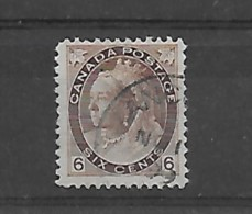 CANADA 1898/1902 DEF. ISSUE SG 159 USED - Gebruikt