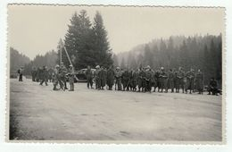 Suisse // Schweiz // Switzerland //  Vaud  //  La Givrine, Entrée Des Français, (juin 1940) - VD Vaud