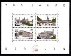 Allemagne Berlin 1987 Mi.nr:Block 8  750.Jahre Berlin  Neuf Sans Charniere /MNH / Postfris - [5] Berlijn
