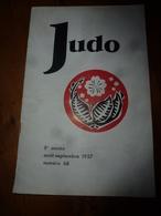 1957 JUDO : La Nécessité De L'échauffement Musculaire ; Le MOROTE-SEOI-NAGE ; Etc - Sport