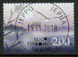 2017 Finland Wings Of Thoughts 2,00 Fine Used. - Finnland