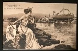 VARO ANDREA DORIA 1913 - Guerra
