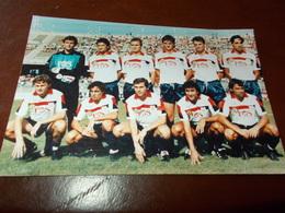 B705   Foto Squadra Di Calcio Cm15x10 - Fotografia