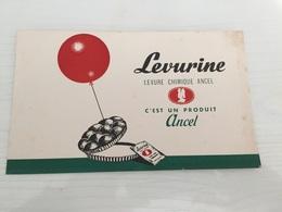 Buvard Ancien LEVURINE ANCEL - Sucreries & Gâteaux