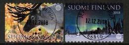 2018 Finland, Lapland, M 2524-5 Complete Fine Used Set. - Finlande