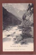 Glarus - Die LÖNTSCH Am Weg Ins KLONTHAL - GL Glaris