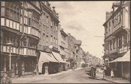 High Street, Tewkesbury, Gloucestershire, C.1910 - Mallett's Postcard - England