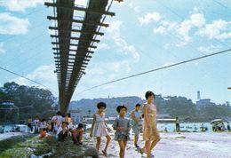 1 AK Taiwan * Die Pitan Brücke überspannt Den Green Lake * - Taiwan