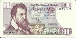 BELGIQUE , 100 Francs , Type Lombard , N° World Paper Money : 134 B , Etat TTB++ - 100 Frank