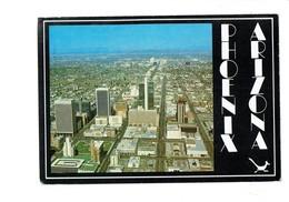 Cpm - ARIZONA - PHOENIX - Capitale - Desert Metropolis In The Center - Immeubles - Etats-Unis