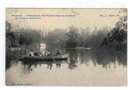 Hougaerde. - Pensionat De Val Virginal.... Une Vue Des Jardins   Phot., L.Lagaert,Brux. - Hoegaarden