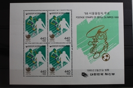Korea Block 512 Mit 1441 ** Postfrisch Olympische Spiele #RM909 - Korea, North