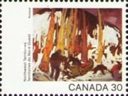 MNH**  STAMPS Canada - Canada Day - Paintings Of Canadian Lands -1982 - 1952-.... Reign Of Elizabeth II