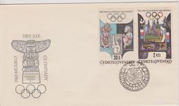 TCHECOSLOVAQUIE JEUX OLYMPIQUES DE MEXICO 1968 - Zomer 1968: Mexico-City