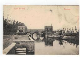 Tournai  Le Pont Des Trous  Ed.V.G.  A2554 - Tournai